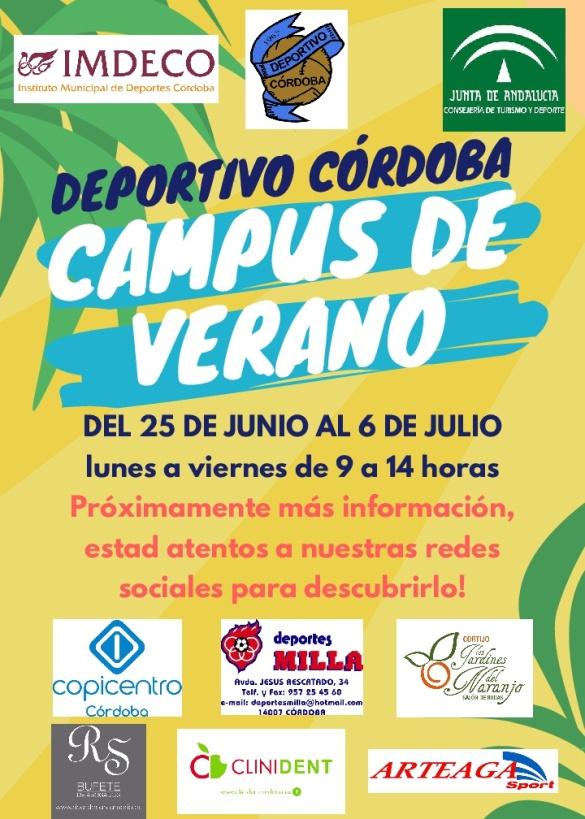 CAMPUS DE VERANO jpg cartel